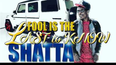 Shatta Wale - Fool Is The Last To Know