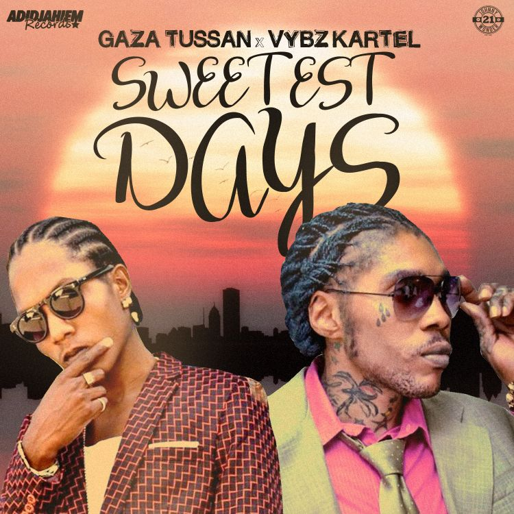 "Gaza Tussan Drops ""Sweetest days"" Video Featuring Vybz Kartel"