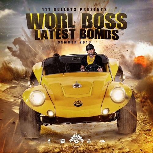 Worl' Boss Latest Bombs - Vybz Kartel Mixtape 2019 - DjStefanoMusic com
