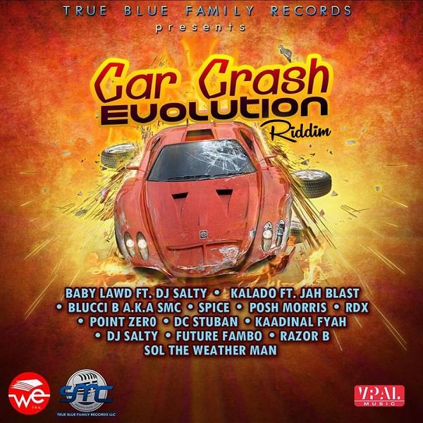 Car Crash Evolution Riddim - DjStefanoMusic com