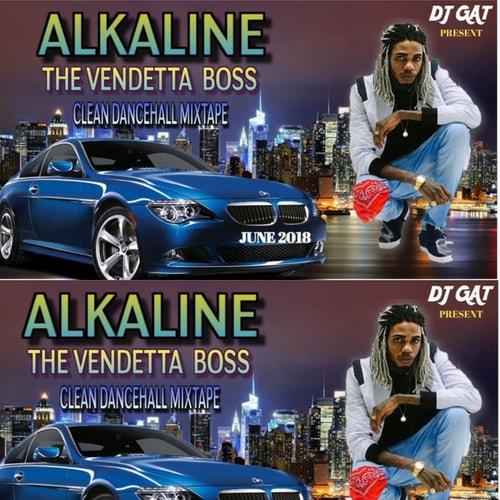 Alkaline The Vendetta Boss Clean Dancehall Mix 2018 - DjStefanoMusic com