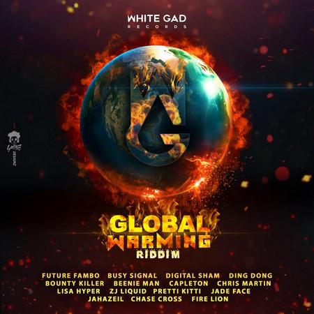 Global Warming Riddim - Instrumental - DjStefanoMusic com