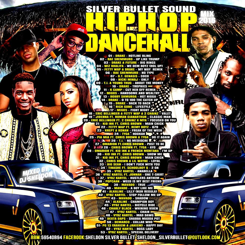 Hip-Hop & Dancehall Mix (2016) - DjStefanoMusic com