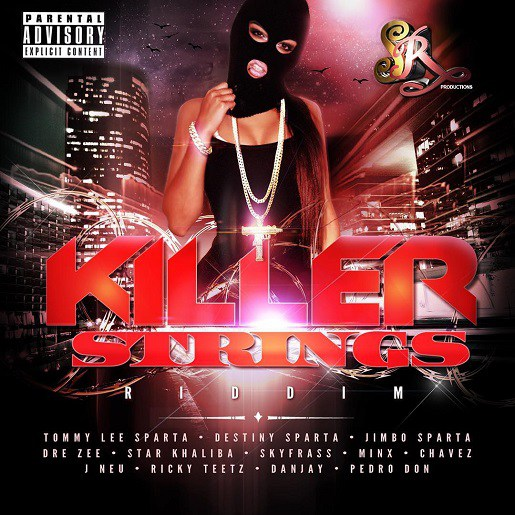 Killer Strings Riddim Instrumental - DjStefanoMusic com