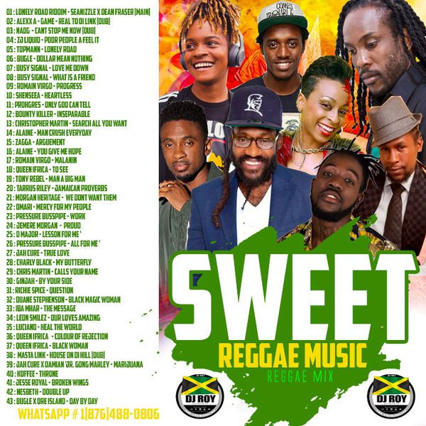 Sweet Reggae Music Reggae Mix 2019 - DjStefanoMusic com