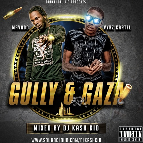 Gully & Gaza Era Mix CD 2016 - DjStefanoMusic com