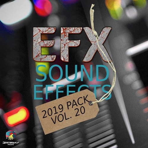 EFX Sound Effects 2019 Pack Vol  20 - DjStefanoMusic com