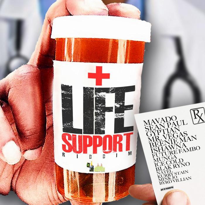 Life Support Riddim Instrumental - DjStefanoMusic com
