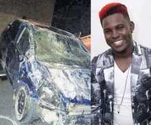 Magnum King Symatic Survives Fatal Highway Crash