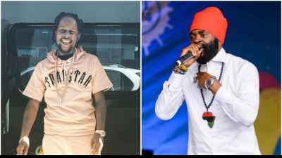 """Bugle, Popcaan To Release """"Live, Love, Laugh"""" Collab"""